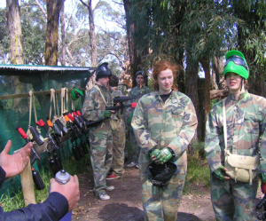 Paintball Skirmish Cockburn Central