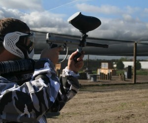 Paintball Skirmish Bridgetown