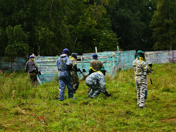 Paintball Skirmish Wallan