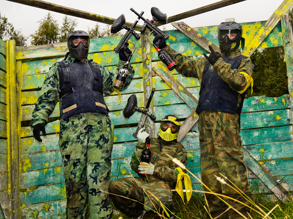 Paintball Skirmish Shoalhaven Heads