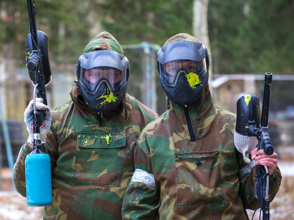 Paintball Skirmish Orient Point