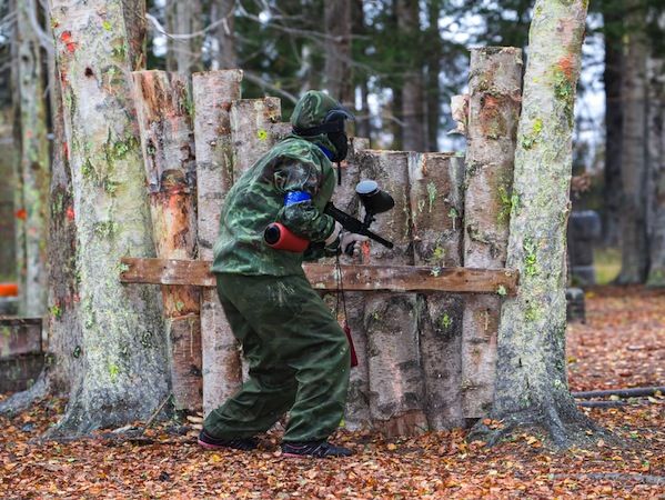 Paintball Skirmish Daylesford