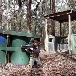Paintball Skirmish Bargara