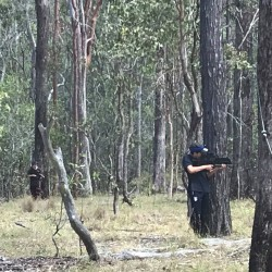 Paintball Skirmish Yarrabah