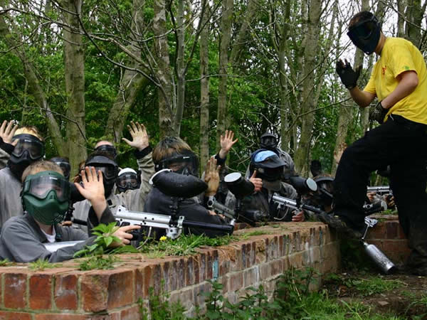 Paintball Darlington, North Yorkshire
